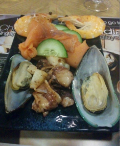 Cosmo seafood