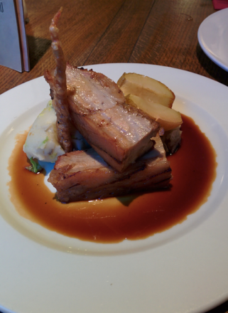 Wick at Both Ends pork belly