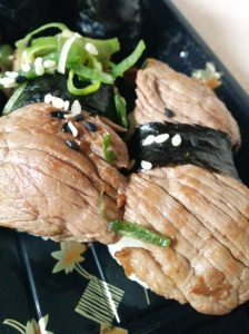 Steak Nigiri