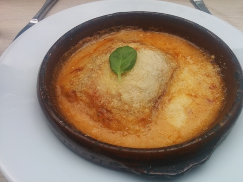 Piccolino lasagna