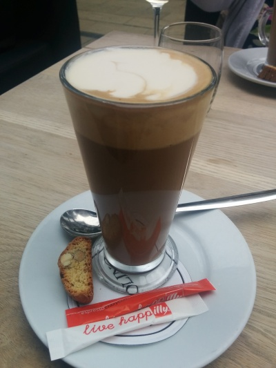 Piccolino liqueur coffee