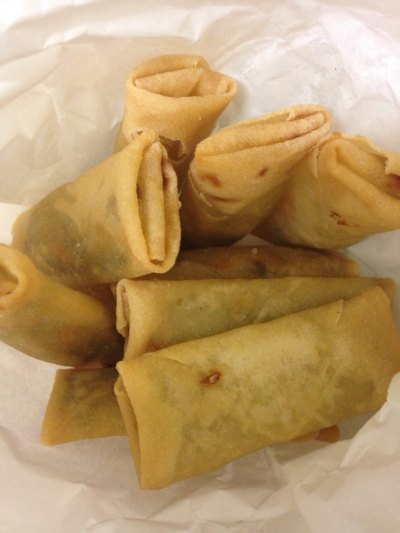 china house spring rolls
