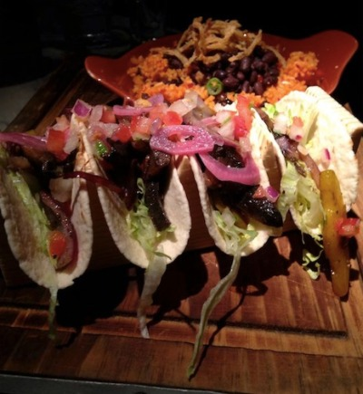 revolucion de cuba veg taco