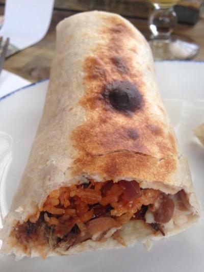 Revolucion De Cuba burrito