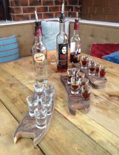 Revolucion de Cuba rum tasting