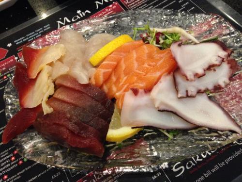 sashimi platter 2