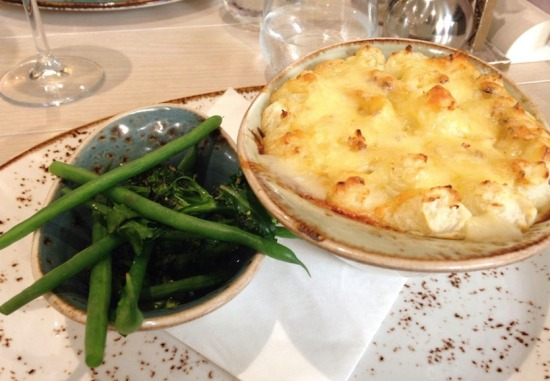 brocco fish pie